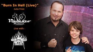 Burn In Hell  - Judas Priest (Live) -  VINCENZO DRUMMER NUCITELI and  TIM RIPPER OWENS