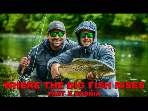 Where The Big Fish Rises, Part II Bosnia