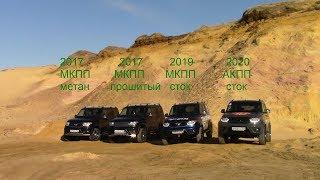 Тест драйв УАЗ Патриот 2020 с АКПП на бездорожье!