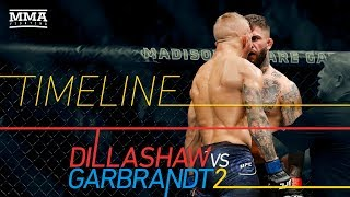 UFC 227 Timeline: TJ Dillashaw vs. Cody Garbrandt 2 - MMA Fighting