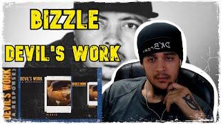 Bizzle   Devil's Work (Response To Joyner Lucas)   REACTION !!