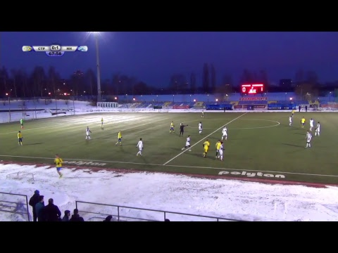 2002 г.р.: Cтрогино - Нижний Новгород - 0:1 / Тов. матч