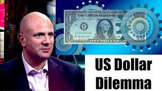 US Dollar Dilemma $USD | Luke Gromen