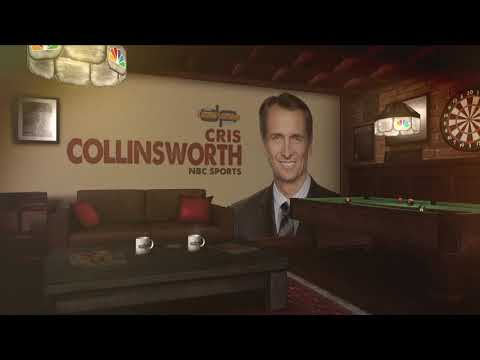 Cris Collinsworth Talks Rams/Saints, Patriots/Chiefs with Dan Patrick   Full Interview   1/21/19
