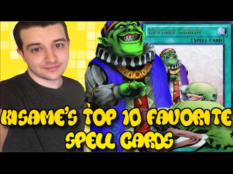 Kisame's Top 10 Favorite Yu-Gi-Oh! Spell Cards