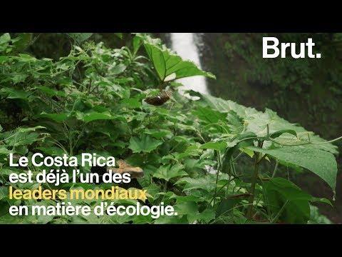 Le Costa Rica, nouveau paradis écolo ?