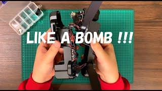 Something Inside SJRC F11 4K PRO Drone - Teardown