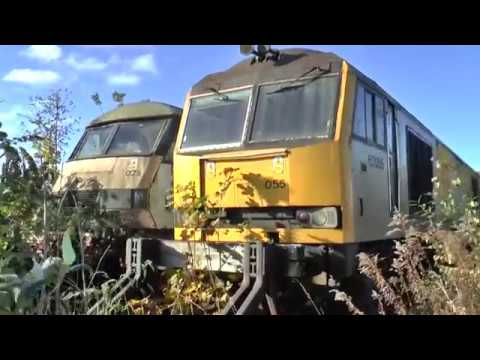 A visit to Crewe incl Gresty Bridge, Crewe Electric and Basf…