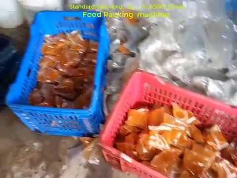 Kootu Poriyal & Food packing machine
