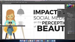 Infographic Design   Speedart   Photoshop   Illustrator