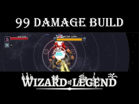 Wizard of Legends: THE BUILD TO WIN IT ALL