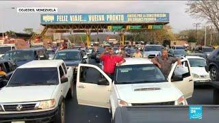 Maduro cierra la frontera con Brasil, amenaza la frontera con Colombia