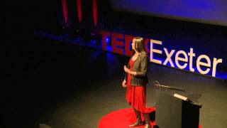 Disarming with Empathy: Jo Berry at TEDxExeter
