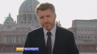 A Closer Look At The Former Vatican Diplomat Who Accused Pope Francis - ENN 2018-08-29