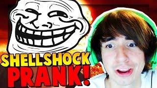 PRANKING DEADLOX   Shellshock Live AIMBOT RULER