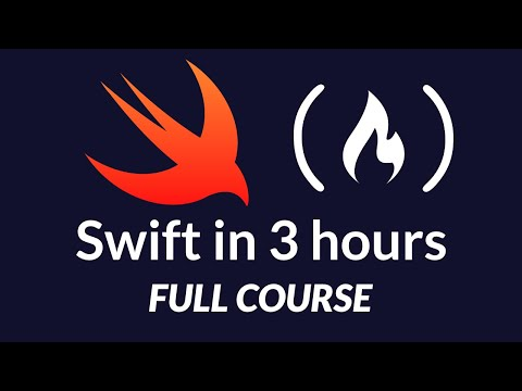 Learn Swift Programming – Full Course for Beginners
