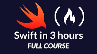 Swift Tutorial - Full Course for Beginners