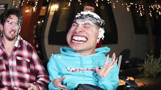 KNJ Pie Each Other In The Face For 10 Mins Straight