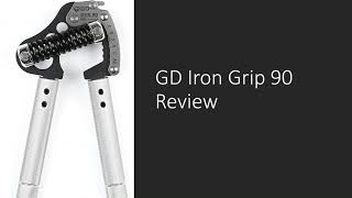 GD Iron Grip Ext 90 Review 2020