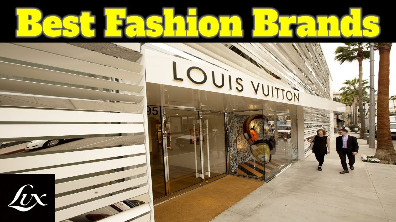 Top 10 Fashion Brand | 2020