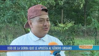 Xtaxix, El Dúo De La Sierra, Que Le Apuesta Al Género Urbano Noticias - Telemedellín