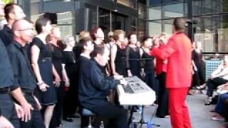 Pressing On (Bob Dylan Gospel) by Melbourne Mass Gospel Choir