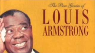 Louis Armstrong We Have All The Time In The World Video