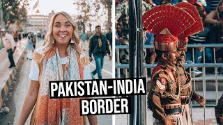 We Went To The India Pakistan Border | Wagah Border Closing Ceremony