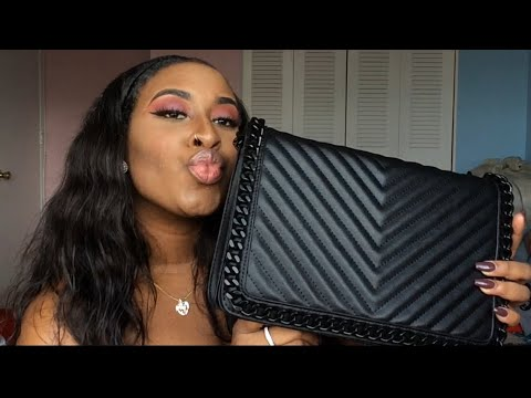Aldo Greenwald Handbag Haul/What's In My Bag Tag | WIDNEE AMOR