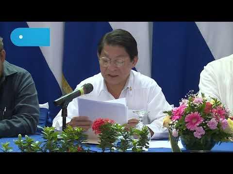 Gobierno de Nicaragua da a conocer el Programa y Complemento de Trabajo para consolidar Estabilidad y Paz