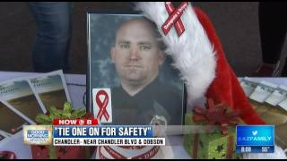 MADD Tie One On For Safety - 3TV Phoenix (Segment 1)