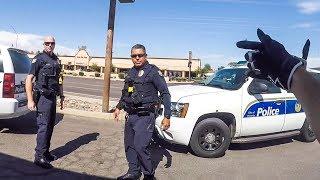 COPS vs BIKERS | POLICE vs MOTO | COOL & ANGRY COPS |  [Episode 70]