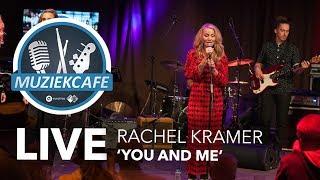 Rachel Kramer - 'You And Me' live bij Muziekcafé