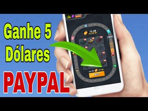 Novo App - Ganhe 5 Dólares no Paypal 2020 (Money no paypal)