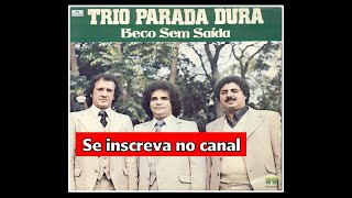 Cruel Decisão - Trio Parada Dura (inédita No Youtube)