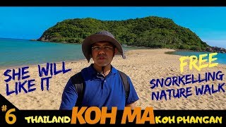 KOH MA: Secluded Island in Koh Phangan | COME WITH HER