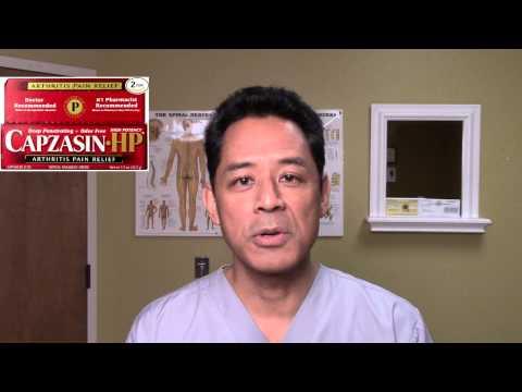 Unguente iritante pentru osteochondroză