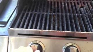 How To Turn On, Ignite A Gas Grill