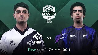 Feint Gaming VS 9z | Jornada 14 | Liga Master Flow