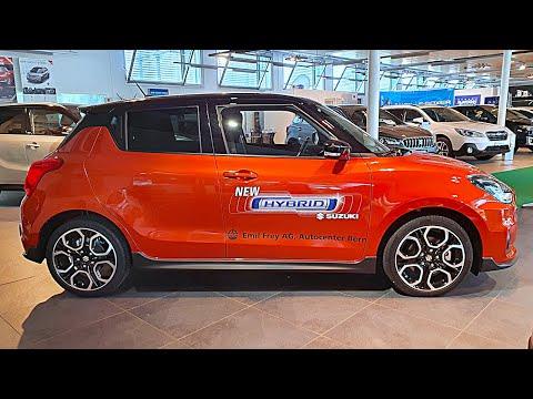 New Suzuki Swift Sport Hybrid 2020 Review Interior Exterior