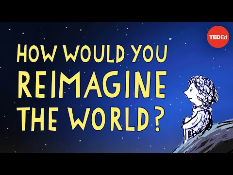 """How would you finish the sentence, """"Imagine if…""""? – Sir Ken Robinson"""