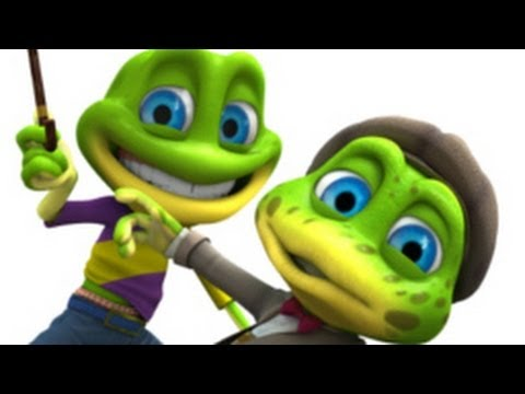The Crazy Frogs - Ding Dong Song - Full Version (Clip vidéo officiel)