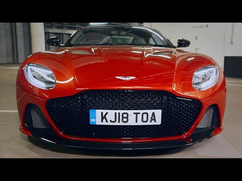 Aston Martin DBS Superleggera Walkaround | Top Gear