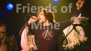 Adam Green - Friends of Mine (with lyrics and pictures)