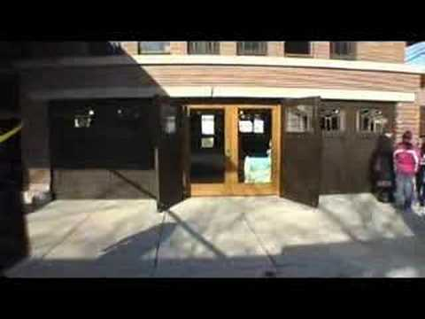 Tweens talk Wright at the Robie House, Chicago