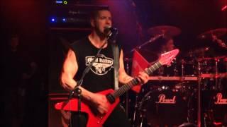 Annihilator - Bliss + Second To None (Live - Biebob - Vosselaar - Belgium - 2013)