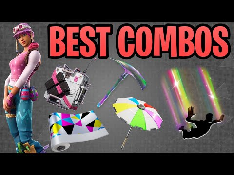 TOP 5 *NEW* SKIN, BACKBLING AND PICKAXE COMBINATIONS