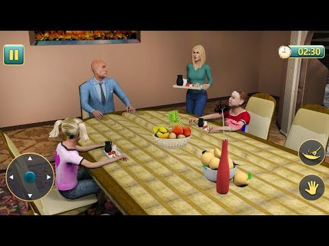 3D Virtual Mom Life - Happy Family Life Simulation | Youtube