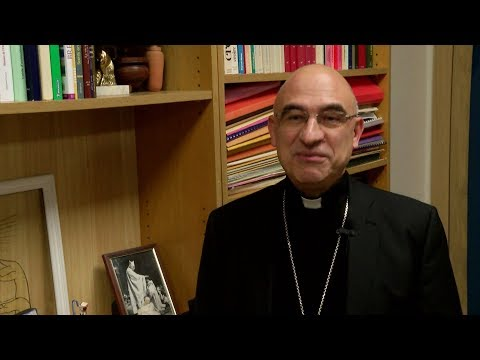 Mgr Nicolas Souchu, nommé évêque d'Aire et Dax