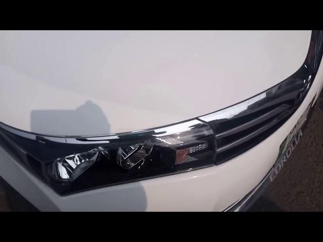 Toyota Corolla Altis Automatic 1.6 2017 for Sale in Multan